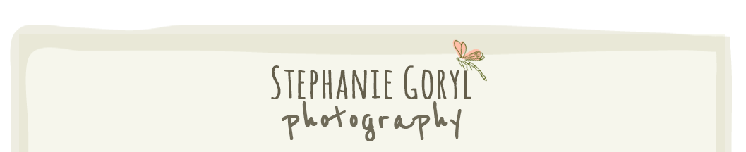 Stephanie Goryl Photography logo