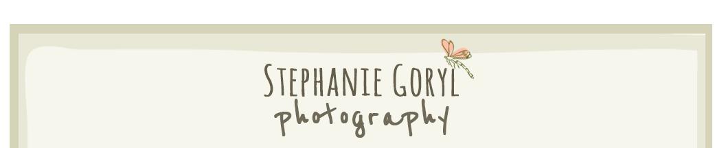 Stephanie Goryl Photography logo